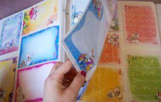 collection de fiches diddli années 2000