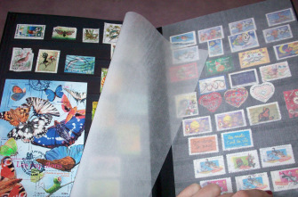 collection de timbres philatélie