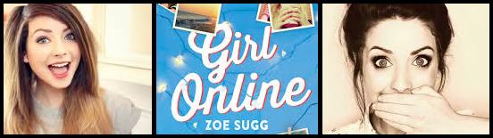 livre jeunesse Girl Online premier tome de la youtubeuse Zoella - Zoe Sugg
