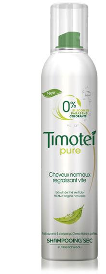 shampooing sec timotei