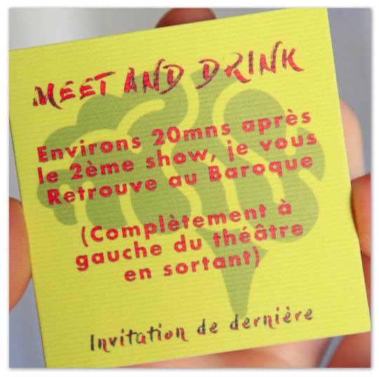 meet and drink invitation fabien olicard