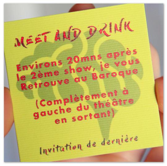 meet and drink invitation fabien olicard